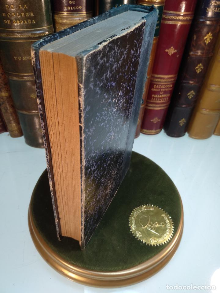 Libros antiguos: EL HOMBRE DE LA ROSA BLANCA - PEDRO MATA - HISTORIA TRISTE DE UNA NIÑA BIEN - EDIT. PUEYO - 1922 - M - Foto 7 - 138691554