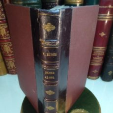 Libros antiguos: DUELO AL SOL - NIVEN BUSCH - EDITORIAL TESORO - MADRID - 1953 -. Lote 138692674