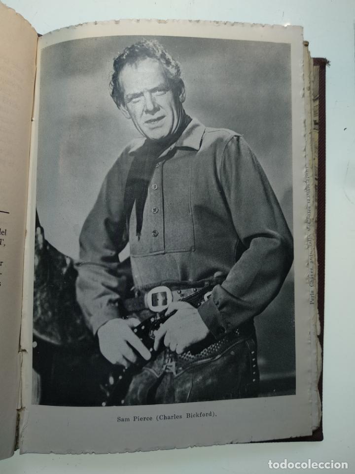 Libros antiguos: DUELO AL SOL - NIVEN BUSCH - EDITORIAL TESORO - MADRID - 1953 - - Foto 6 - 138692674