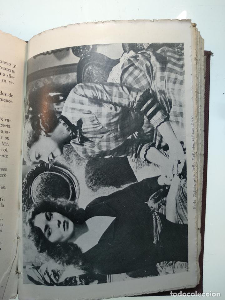 Libros antiguos: DUELO AL SOL - NIVEN BUSCH - EDITORIAL TESORO - MADRID - 1953 - - Foto 7 - 138692674
