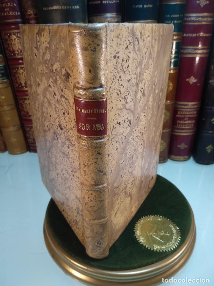 SOR ADA - ANA MARÍA BADELL - EDICIONES IBEROAMERICANAS - MADRID - 1967 - (Libros antiguos (hasta 1936), raros y curiosos - Literatura - Narrativa - Ciencia Ficción y Fantasía)