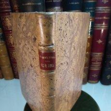 Libros antiguos: SOR ADA - ANA MARÍA BADELL - EDICIONES IBEROAMERICANAS - MADRID - 1967 -. Lote 138692922