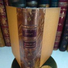Libros antiguos: LEJOS DE LA ALHAMBRA - EDWIN ERICH DWINGER - ESPASA-CALPE - MADRID - 1930 - PRIMERA EDICIÓN -. Lote 138694402