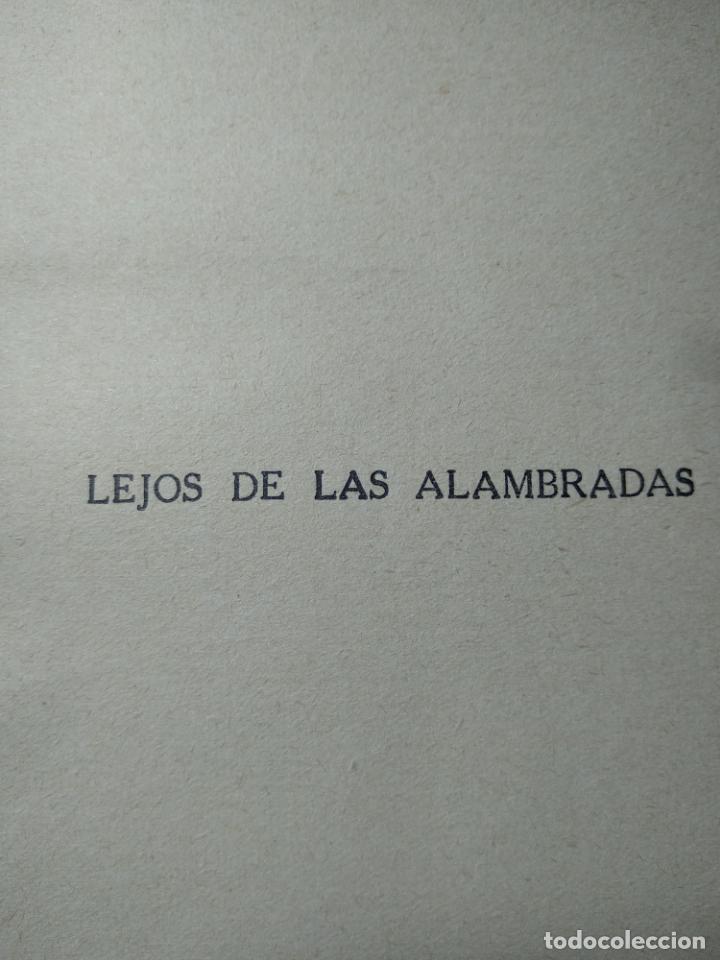 Libros antiguos: LEJOS DE LA ALHAMBRA - EDWIN ERICH DWINGER - ESPASA-CALPE - MADRID - 1930 - PRIMERA EDICIÓN - - Foto 2 - 138694402