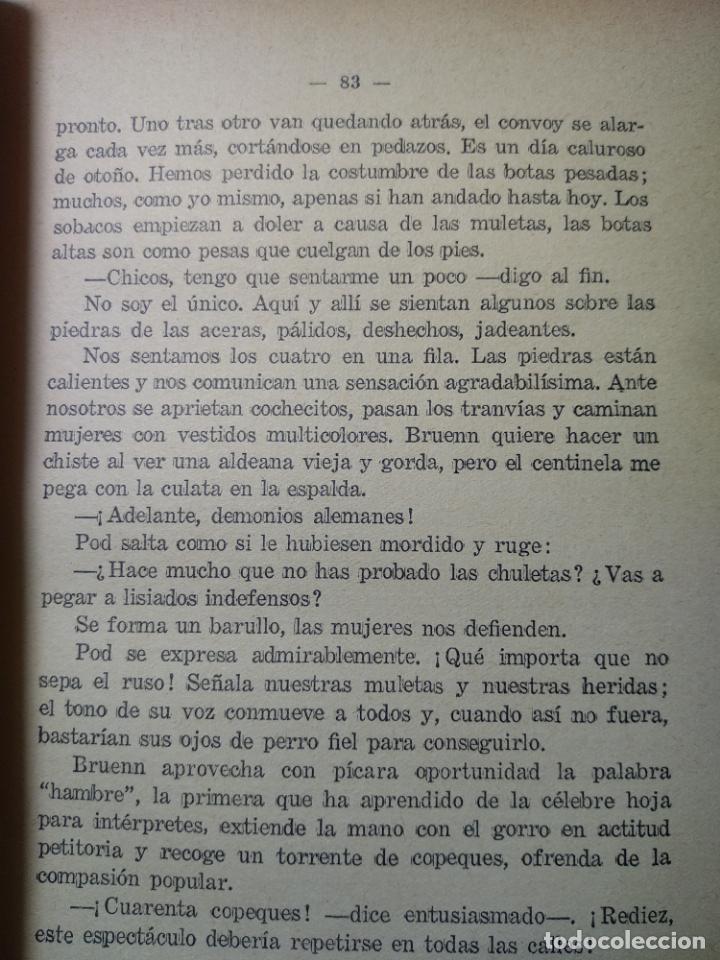 Libros antiguos: LEJOS DE LA ALHAMBRA - EDWIN ERICH DWINGER - ESPASA-CALPE - MADRID - 1930 - PRIMERA EDICIÓN - - Foto 6 - 138694402