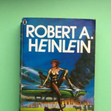 Libros antiguos: ROBERT A. HEINLEAN. - FRIDAY.. Lote 140065926