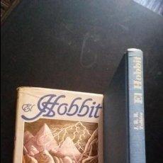 Libros antiguos: EL HOBBIT , ED MINOTAURO 1982 TAPA DURA CON SOBRECUBIERTA. Lote 141870310