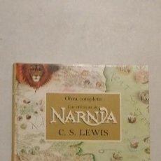 Libros antiguos: LAS CRÓNICAS DE NARNIA . Lote 142985034