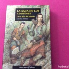 Alte Bücher - LA SAGA DE LOS CONFINES - LILIANA BODOC / 3 tomos - 143705194