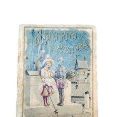 Libros antiguos: EL NEGRITO Y LA PASTORA - CUENTOS DE CALLEJA - ILUSTR. MÉNDEZ BRINGA - EDIT. SATURNINO CALLEJA - MAD. Lote 143718530