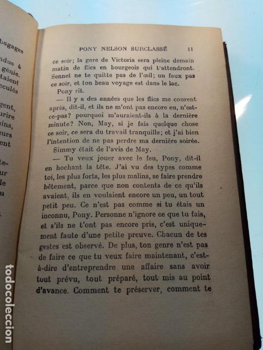 Libros antiguos: LE GENTLEMAN - EDGAR WALLACE - LIBRAIRIE GALLIMARD - 1931 - PARÍS - FRANCÉS - - Foto 5 - 144055494
