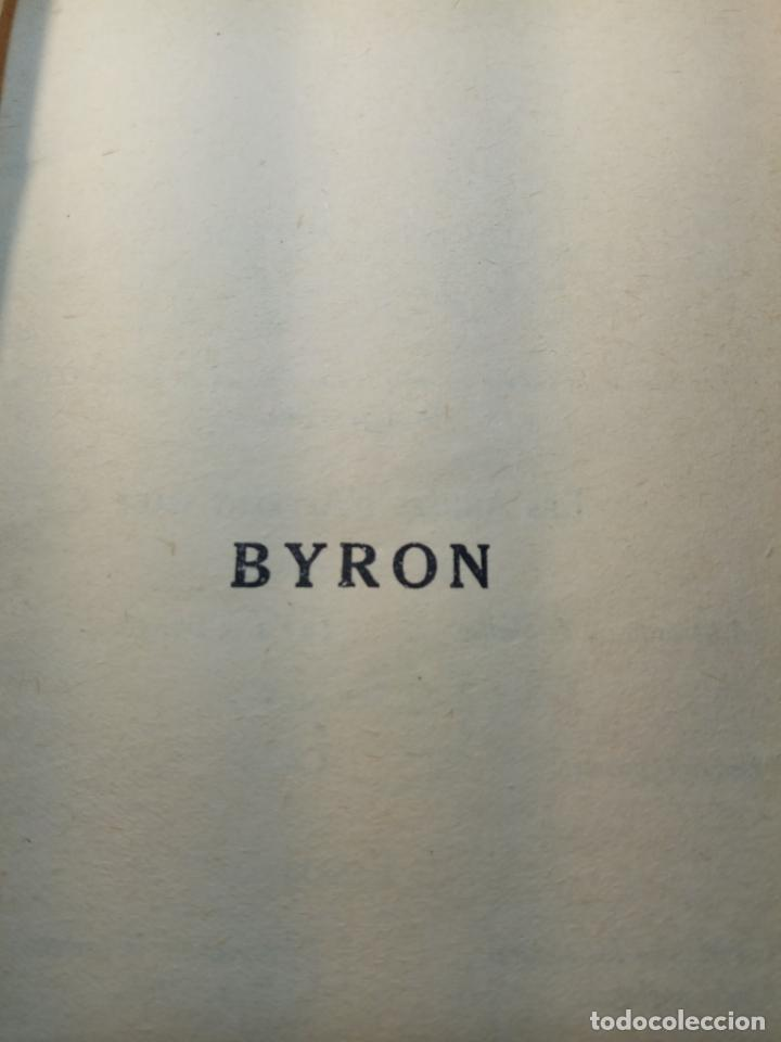 Libros antiguos: BAYRON - ANDRÉ MAUROIS - 2 TOMOS - BERNARD GRASSET - PARÍS - 1930 - FRANCÉS - - Foto 3 - 144057498