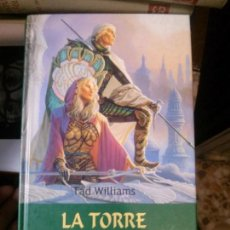 Libros antiguos: LA TORRE DEL ANGEL VERDE LIBRO 4, TAD WILLIAMS, TIMUN MAS EDITORIAL.. Lote 144207318