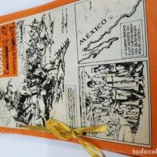 Libros antiguos: COLECCIONABLE. EL COYOTE. DE J. MALLORQUÍ.COMPLETO Y MUY BUEN ESTADO. Lote 146920826