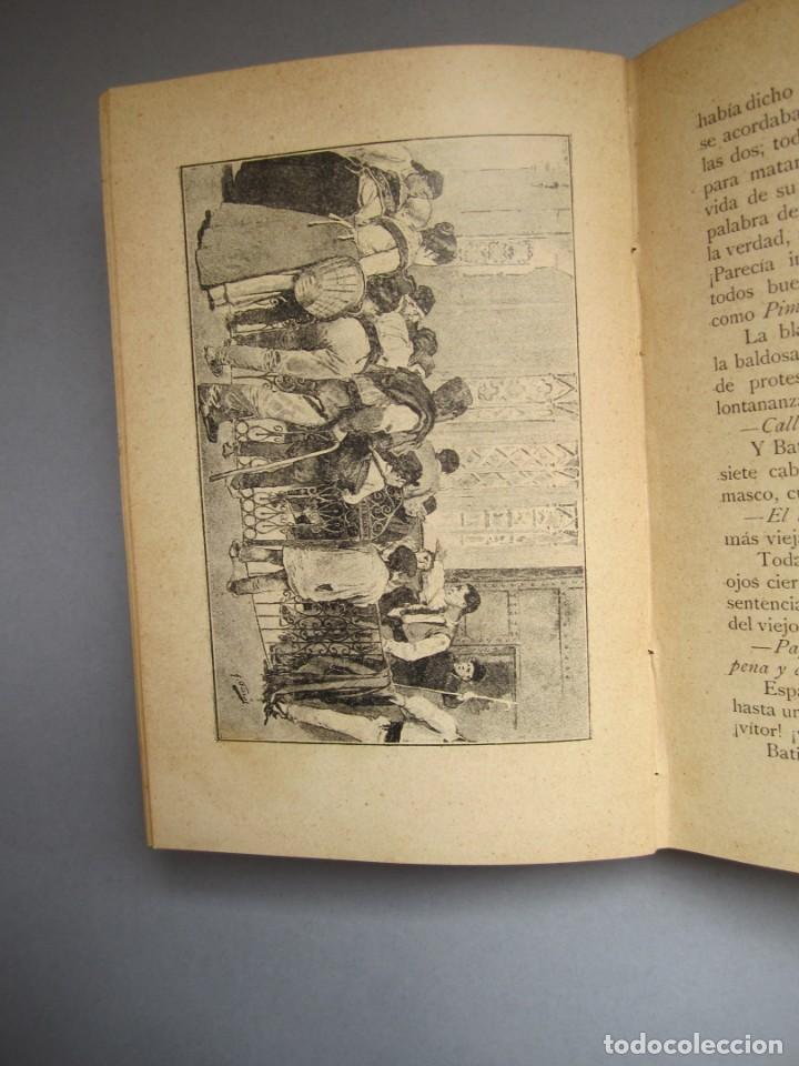 Libros antiguos: LA BARRACA .NOVELA .VICENTE BLASCO IBAÑEZ. F.SEMPERE - ILUSTRACIONES A.FILLOL .1901 1ª EDICIÓN - Foto 4 - 151708106
