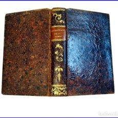 Libros antiguos: AÑO 1837: DICCIONARIO DE LA FABLE. MITOLOGÍA, ESOTERISMO,...LIBRO ANTIGUO DEL SIGLO XIX.. Lote 152367034