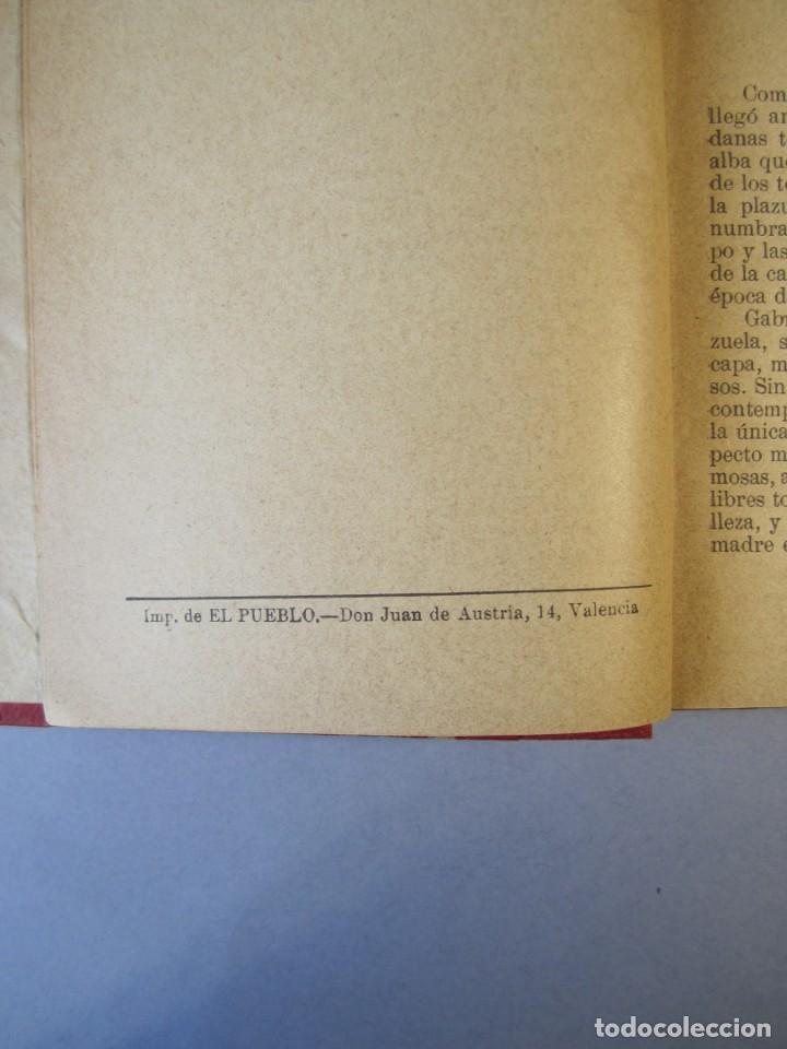 Libros antiguos: LA CATEDRAL. NOVELA .VTE.BLASCO IBAÑEZ ( F.SEMPERE 1903) 1ªEdición ( 1 tirada de 3000 ejemplares) - Foto 5 - 152482518