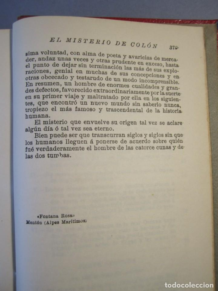 Libros antiguos: EN BUSCA DEL GRAN KAN .Novela.Vte.Blasco Ibañez.( PROMETEO,1929 ) 1 Edición - Foto 10 - 152493262