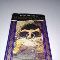 Libros antiguos: LIBRO-LA SOMBRA DE SUS ALAS-BRUCE FERGUSON-EDIT.TIMUN MAS-1991-FANTASÍA ÉPICA-BUEN ESTADO VER FOTOS. Lote 153133690
