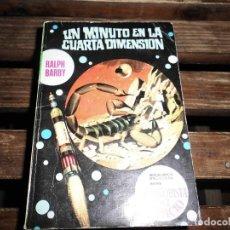 Libros antiguos: LA CONQUISTA DEL ESPACIO Nº 16 BRUGUERA. Lote 153263002