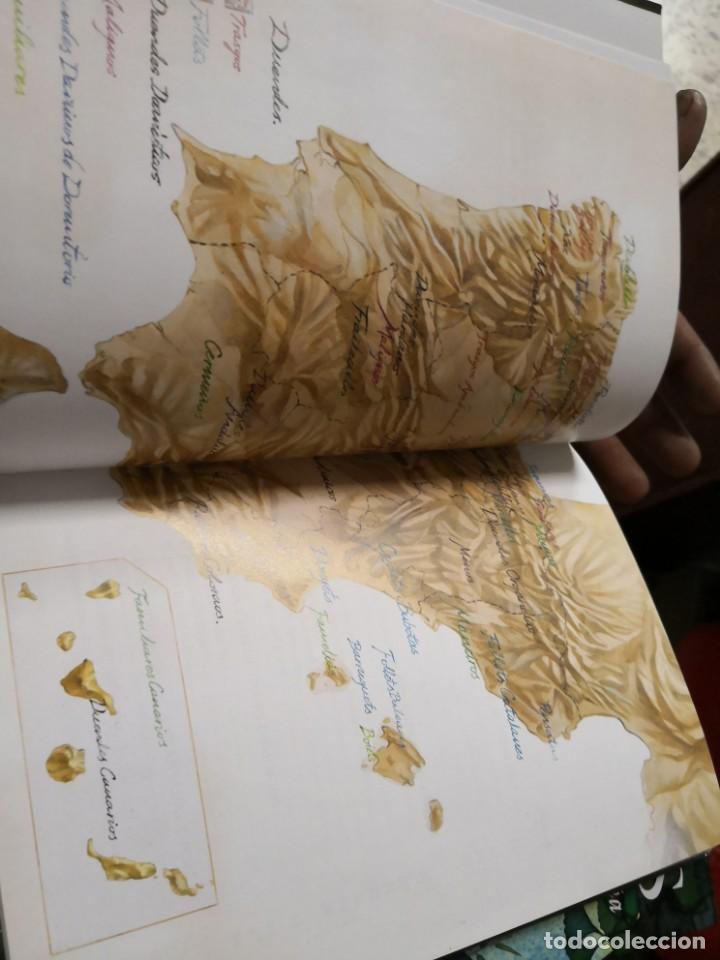 Libros antiguos: COLECCIÓN SERES MÁGICOS DE ESPAÑA 3 TOMOS HADAS DUENDES Y Gnomos. Edaf - Foto 8 - 153269182