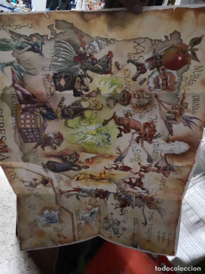 Libros antiguos: COLECCIÓN SERES MÁGICOS DE ESPAÑA 3 TOMOS HADAS DUENDES Y Gnomos. Edaf - Foto 10 - 153269182