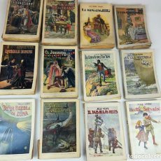 Libros antiguos: 12 EJEMPLARES BIBLIOTECA DE GRANDES NOVELAS. VV. AA. EDITORIAL RAMÓN SOPENA, S.A. BARCELONA 1933. Lote 155590934