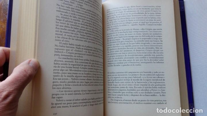 Libros antiguos: LIBRO DE LOS MOSAICOS DE SARANTIUM( GUY GAVRIEL KAY). - Foto 5 - 155839182