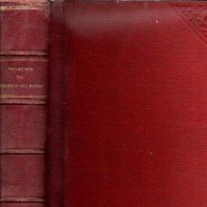 Libros antiguos: MAX PEMBERTON / GUY BOOTHBY / JEAN DARCY : DIEZ NOVELAS FANTÁSTICAS, MISTERIO Y TERROR. Lote 156591334