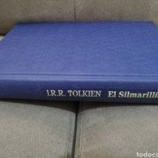 Libros antiguos: J. R. R. TOLKIEN EL SILMARILLION. Lote 156611602
