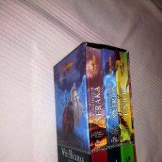 Libros antiguos: EL AMANECER DE UNA NUEVA ERA 3 LIBROS. Lote 156633530