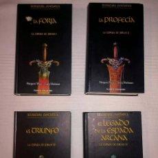 Libros antiguos: LA ESPADA DE JORAM,4 LIBROS. Lote 156636690