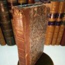Libros antiguos: PABLO Y VIRGINIA. LA CABAÑA INDIANA. ATALA. RENÉ. AVENTURAS DEL ÚLTIMO ABENCERRAJE. MADRID. 1850.. Lote 157702338