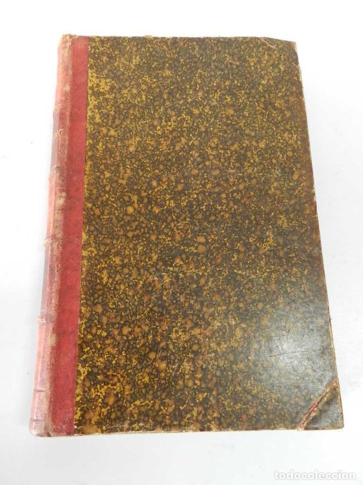 Libros antiguos: OBRAS COMPLETAS JULIO VERNE N 5. CON GRABADOS (JULIO VERNE), GASPAR EDITORES, 1880 - Foto 7 - 213546045