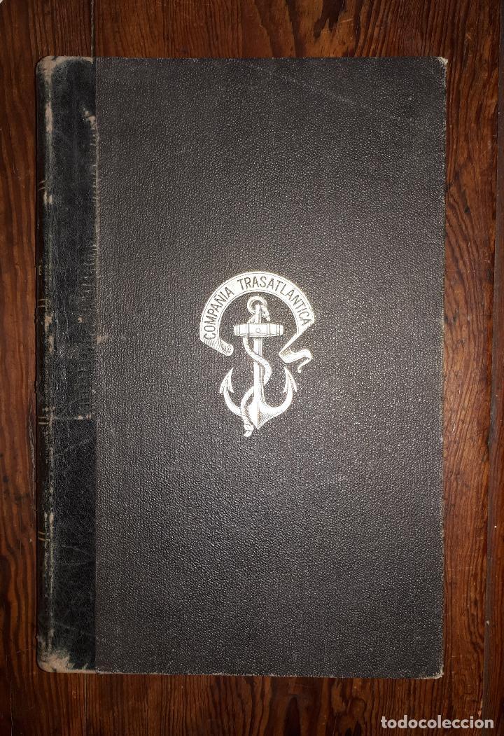 BIBLIOTECA DEL VAPOR CORREO INFANTA ISABEL DE BORBÓN 2 OBRAS DE JULIO VERNE (Libros antiguos (hasta 1936), raros y curiosos - Literatura - Narrativa - Ciencia Ficción y Fantasía)
