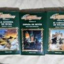 Libros antiguos: HÉROES DE LA DRAGONLANCE. . Lote 160662038
