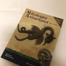 Libros antiguos: LIBRO , MITOLOGÍA ASTURIANA 3ª EDICIÓN , DE ALBERTO ÁLVAREZ PEÑA. Lote 166598882