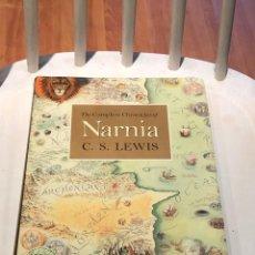 Libros antiguos: LIBRO LAS CRÓNICAS DE NARNIA COMPLETAS VERSIÓN EN INGLÉS - C S LEWIS PAULINE BAYNES. Lote 168733360