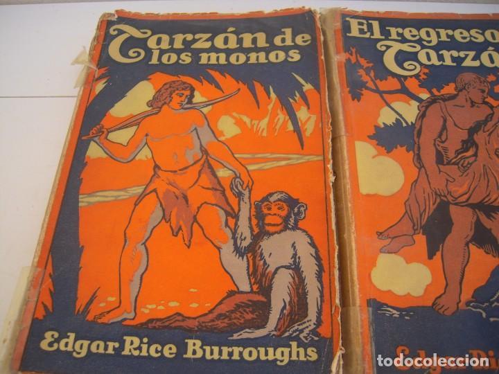 Libros antiguos: 3 de tarzan editor gustavo gili - Foto 2 - 171813827