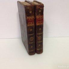 Libros antiguos: LOS MIL Y UN CUARTOS DE HORA- CUENTOS TARTAROS 1820 2 TOMOS. Lote 173105860