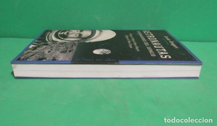 Libros antiguos: JAVIER GREGORI ASTRONAUTAS EXPLORADORES DEL ESPACIO EPILOGO PEDRO LUQUE EDICIONES MARTINEZ ROCA 1998 - Foto 3 - 173298413