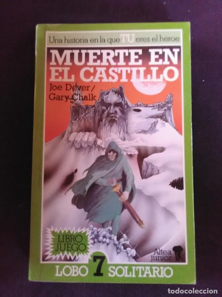 MUERTE EN EL CASTILLO- JOE DENVER-GARY CHALK (Libros antiguos (hasta 1936), raros y curiosos - Literatura - Narrativa - Ciencia Ficción y Fantasía)