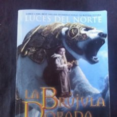 Livres anciens: LA BRÚJULA DORADA - LUCES DEL NORTE.. Lote 173929323