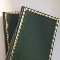 Libros antiguos: LOS 3 MOSQUETEROS, 2 TOMOS ALEJANDRO DUMAS 1970. Lote 173955069