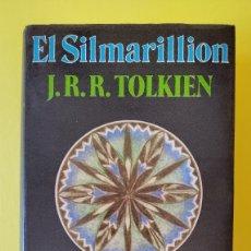 Libros antiguos: EL SILMARILLION - J.R.R. TOLKIEN. Lote 173962903