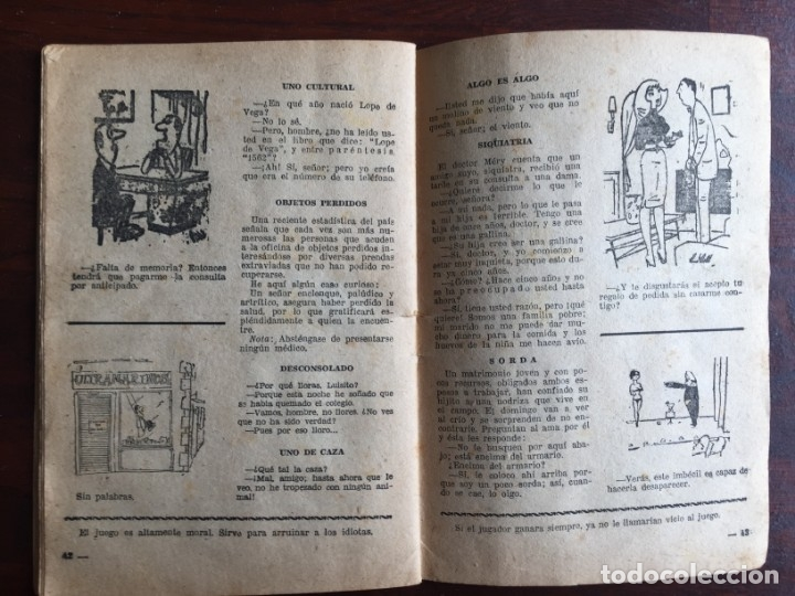 Libros antiguos: Faules i Moralitats de Joan Punti i collell, amb cent dibuixos d´en Junceda Col.leccio Roselles 1932 - Foto 24 - 174177772