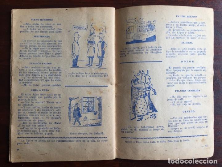 Libros antiguos: Faules i Moralitats de Joan Punti i collell, amb cent dibuixos d´en Junceda Col.leccio Roselles 1932 - Foto 25 - 174177772