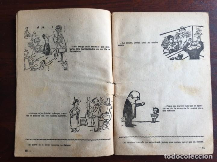 Libros antiguos: Faules i Moralitats de Joan Punti i collell, amb cent dibuixos d´en Junceda Col.leccio Roselles 1932 - Foto 28 - 174177772