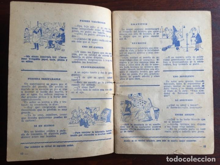 Libros antiguos: Faules i Moralitats de Joan Punti i collell, amb cent dibuixos d´en Junceda Col.leccio Roselles 1932 - Foto 29 - 174177772