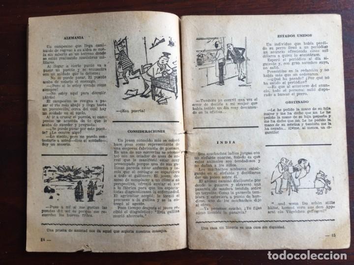 Libros antiguos: Faules i Moralitats de Joan Punti i collell, amb cent dibuixos d´en Junceda Col.leccio Roselles 1932 - Foto 30 - 174177772